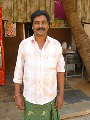 Most Excellent Host Manju - Hampi