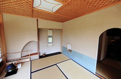 Japanese traditional style interior design / ()() (TANAKA Juuyoh ()) Tags: old architecture japanese design high ancient interior room traditional style hires tatami resolution  5d hi residence res  markii kakejiku   tokonoma              canonef14mmf28liiusm