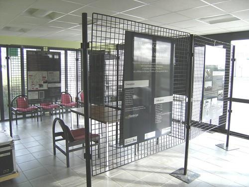 Salle d'exposition aérodrome de Merville-Calonne 5846374482_222b84a18a