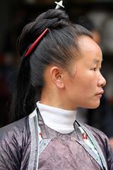 Asia - China / Guizhou + Guangxi (RURO photography) Tags: china asia asahi yangshuo chinese tribes asie guizhou langde kina chin xina guangxi guiyang longsheng ethnology azi kaili zhenyuan liuzhi datang stammen tangan shidong chiny anshun in guillin sanjiang xijiang zhaoxing tribus pakai amazinghair huangguoshu wangba rongjiang zhijin diping congjiang dafang etnologie shitouzhai  kitajska tsina longskirtmiao bijie ethnografisch fanpai verdwenenculturen shortskirtmiao etnologisch foursealmiao kaitun yangpai qinmai siqao xiaotuoluo whitemiao longhairyao amazinghaircut