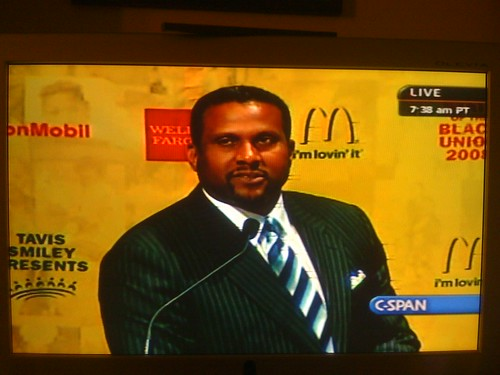 Tavis Smiley State Of The Black Union