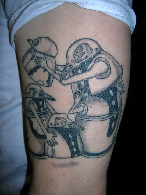 """Russian Dolls"" tattoo. This tattoo comes all the way from sweden!"