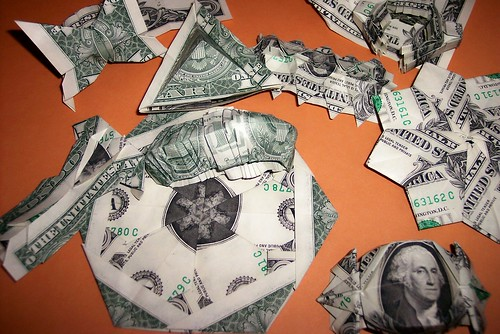 dollar bill origami. Dollar Bill origami is a very