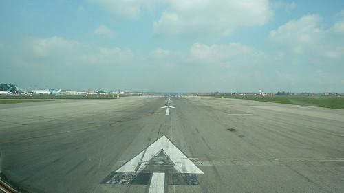 Turin's runway 33