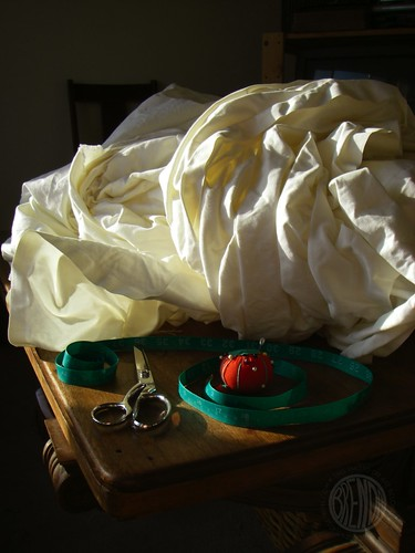 the fabric still life