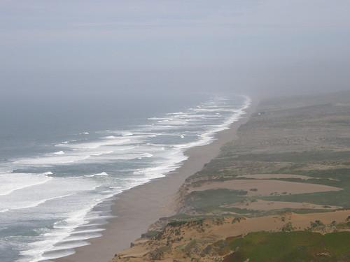 Expansive Coastline