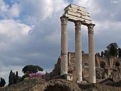 Tempio dei Castori (luca2142) Tags: italy rome roma spring italia april romans lazio supershot