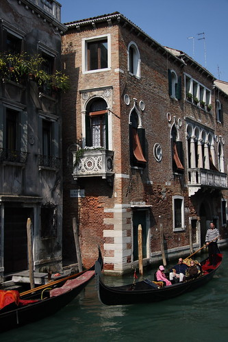 Gondolas, canals, what more could you want?