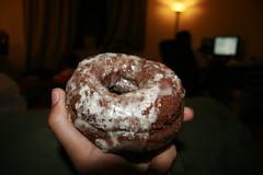 mmmm....donut. (NYCmiri) Tags: dayofthedonut