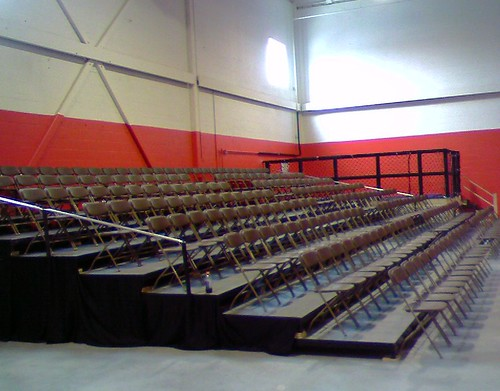 Bleacher (Stadium Seating)