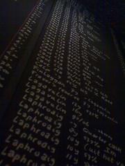 200+ types of whisky (ecphaff) Tags: background choice abundance
