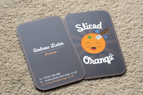 My New Business Cards by sliced_orange.
