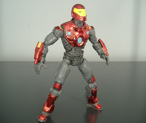 Ultimate Iron Man - jump