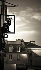 Montmartre, rue du Mont Cenis
