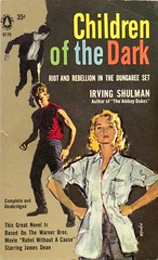 Children Of The Dark (Biff Bang Pow) Tags: vintage teenagers retro pulp jd juveniledelinquent juvie pbo vintagepaperback