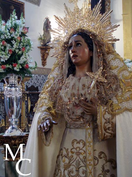 Nuestra Señora de Consolación y Correa en sus Dolores