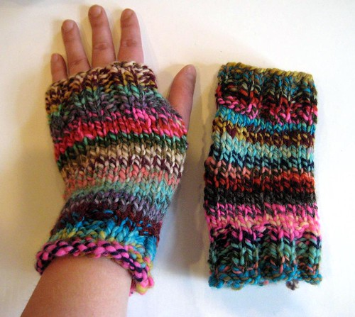 silhouette arm warmers