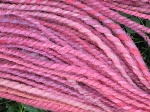 Second handspun
