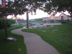 St. Paul Cultural Garden by Cliff Garten, Armando Guiterrez, Ta-Coumba Aiken and Xiaowei Mei