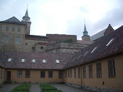 Akerhus Buildings (Sage Kitamorn) Tags: oslo fortress akerhus