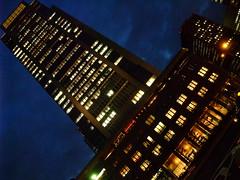 Marunouchi Building @ ISO 800