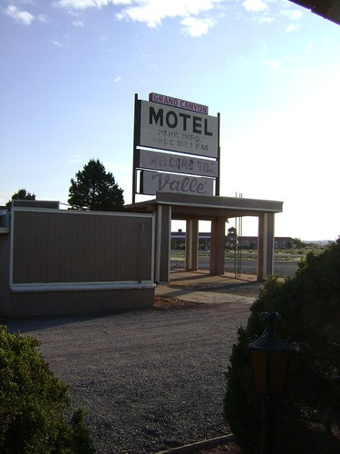 The Grand Canyon Motel