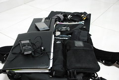 Whats in my Bag - All black