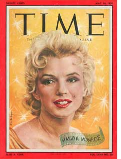 1956 Marilyn & TIME