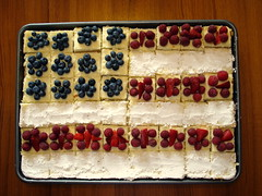 Cheesecake Flag