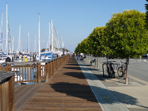 Sausalito marina by samkinsley, on Flickr