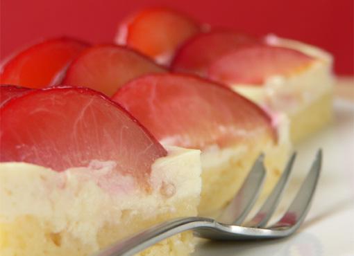 Pflaumen-Quark-Kuchen