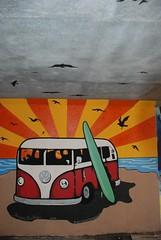 DSC_0844 (Kurt Christensen) Tags: art beach painting mural surf thrust gilgobeach gilgo