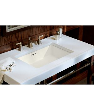 Kohler Undercounter Lavatory Sink With Glazed Underside
