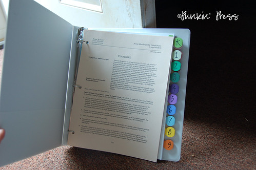 Idea Notebook (inside)