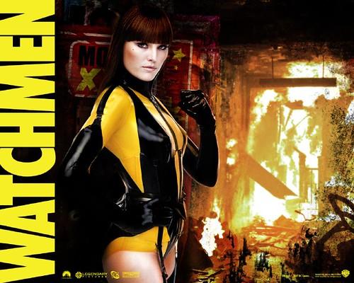 Watchmen chica Espectro
