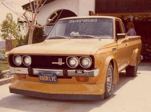 BD 1978 Datsun 620 Kingcab -01