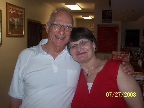 Bob and Theresa