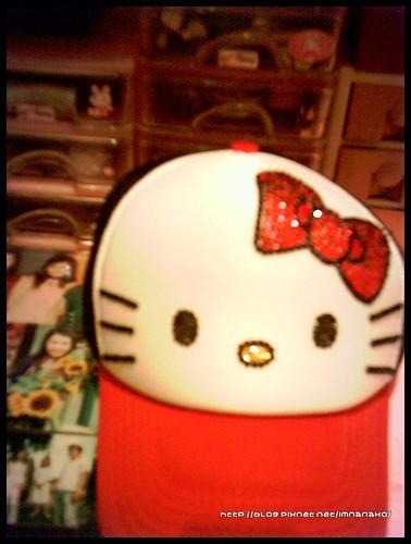 網帽-kitty