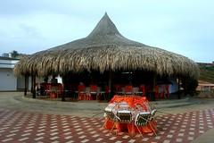 """Big """"Churuata"""" (jmven) Tags: party canon island rebel fiesta venezuela hut margarita isla mosquera churuata xti"""