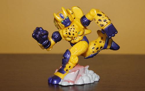 Robot Heroes Beast Wars Cheetor