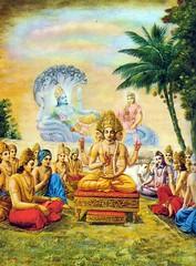 Die indische Gtterwelt: Brahma - Der Schpfergott (Bahadur Singh aus Rajasthan, Indien) Tags: die der brahma indische gtterwelt schpfergott
