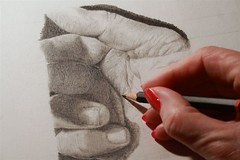 Hands (Red Snapper9) Tags: pencil hands hand drawing onwhite skillful artcafe blueribbonwinner morepractice 10faves rs9 artlibre picturefantastic globalworldawards artcafedomidoexhibitionscomein
