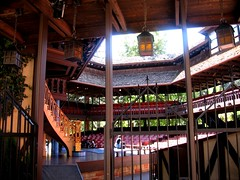 Globe Theatre at SUU