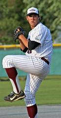 Cotuit Kettleers 2007 - Josh Lindblom, #45 RHP, All Star (Cotuit Kettleers Baseball) Tags: star all baseball cod league 2007 cotuit kettleers ccape