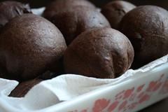 天然酵母のチョコレートブリオッシュ