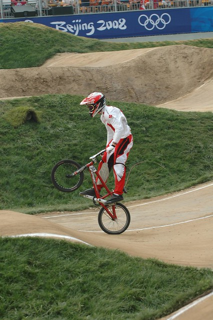 (Pls Identify this Canadian rider 30) BMX GREEN OLYMPICS Promotes Sustainability and quotPeace Plus Onequot_0181 by _PeacePlusOne