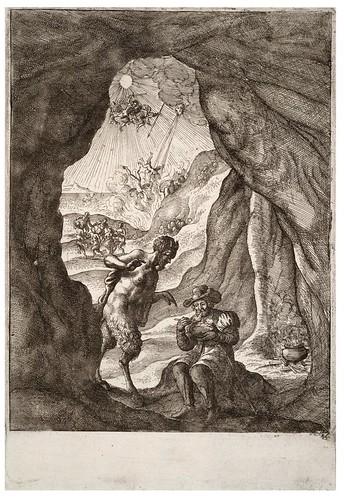 08- El satiro y el viajero