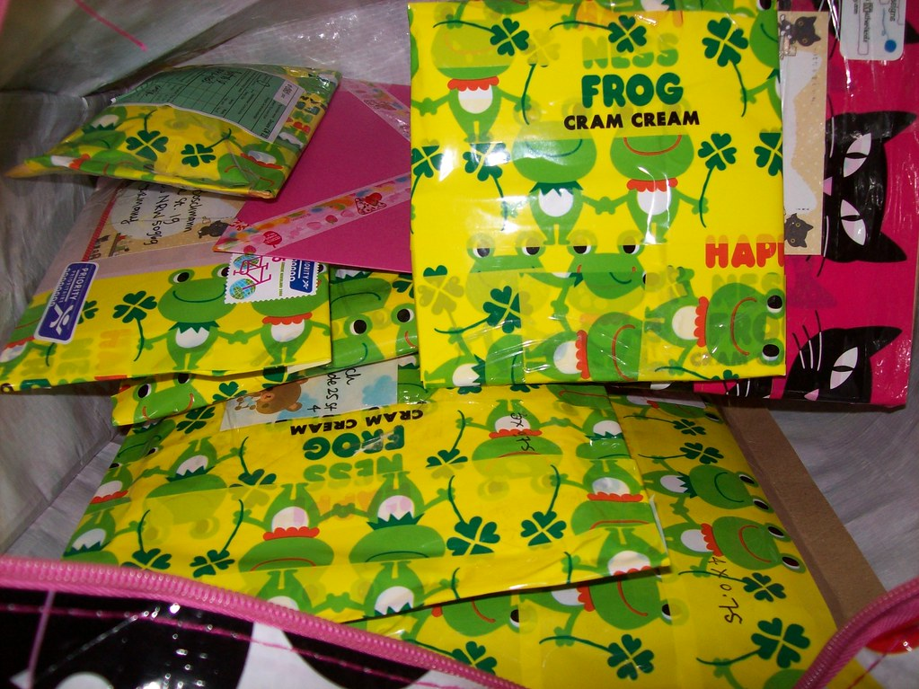 packages sent 24082008