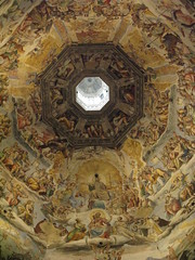 The Duomo (petname) Tags: italy art painting florence dome firenze duomo 2008 brunelleschi