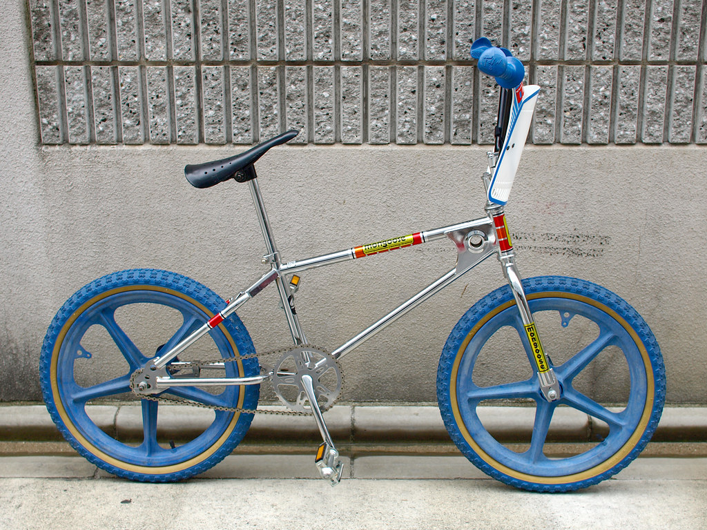 [Bike Check] Mongoose / 1978 Replica BMX